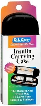 D.I. CASE Insulin Carrying Case  Each