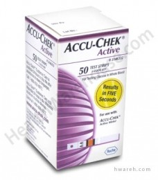 Accu-Chek Active Strips 50ct