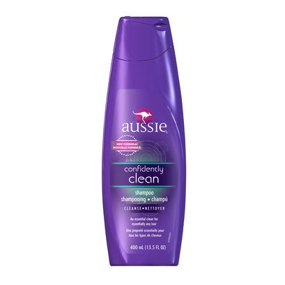 Aussie Confidently Clean Shampoo - 13.5 oz Bottle