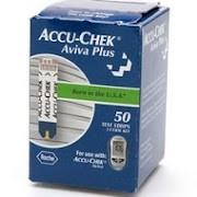 Accu-Chek Aviva Plus Strips 50ct