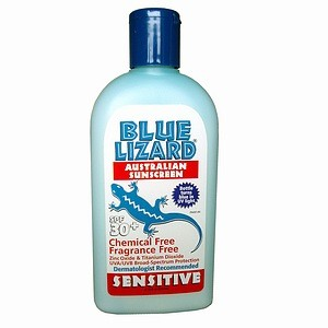 Blue Lizard Sport Australian Sunscreen SPF 30+ (5oz Bottle)