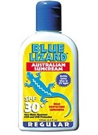 Blue Lizard Australian Sunscreen SPF 30+ (5oz Bottle)