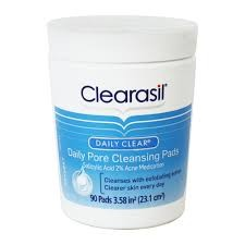 Clearasil Daily Clear Daily Pore Cleansing Pads - 90 Count