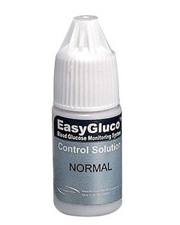 Easy Gluco Normal Control Solution