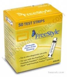 FreeStyle Test Strips 50 each