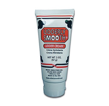 Udderly Smooth Udder Cream Tube 2oz