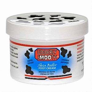 Udderly Smooth Shea Butter Foot Cream 8oz