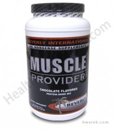 Beverly International Muscle Provider Protein Mix (Chocolate) 1.9 Lbs.