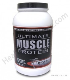 Beverly International Ultimate Muscle Protein Mix (Chocolate) 2.5 Lbs.