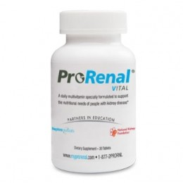 ProRenal Vital Dietary Supplement - 90 Tablets