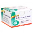 BD Alcohol Swabs 100/Box
